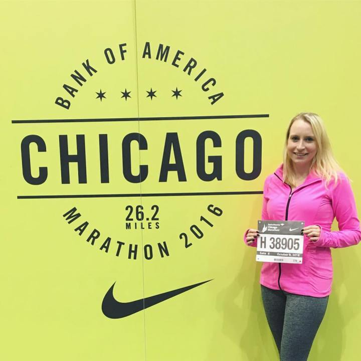 A letter to my first time marathoners